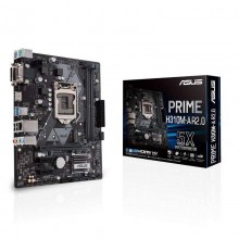 PLACA ASUS H310M-A R2.0 (1151) DDR4 M.2 HDMO 90MB0Z10-M0EAY0