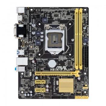 PLACA ASUS H81M-P PLUS (1150) 2DDR3 VGA DVI HDMI H81M-PPLUS