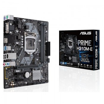 PLACA ASUS PRIME H310M-E (1151) DDR4 HDMI 90MB0X90-M0EAY0