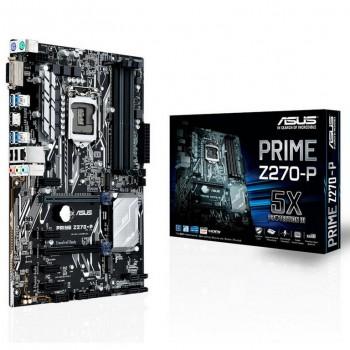 PLACA ASUS PRIME Z270-P (1151) DDR4 SATA HDMI 90MB0SY0-M0EAY0