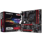 PLACA GIGABYTE AB350M-GAMING 3 (AM4) 4DDR4 M.2 HDM GA-AB350M-GAMING