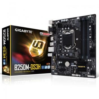PLACA GIGABYTE B250M-D2V (1151) 2DDR4 HDMI VGA GA-B250M-D2V