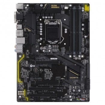PLACA GIGABYTE GA-Z270-HD3P (1151) 4DDR4 HDMI VGA