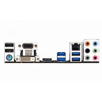 PLACA GIGABYTE H170-HD3 DDR3 (1151) 4DDR3 VGA HDMI GA-H170-HD3-DD3