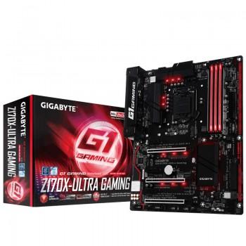 PLACA GIGABYTE Z170X ULTRAGAMING (1151) DDR4 DVI GA-Z170X-UltraGa