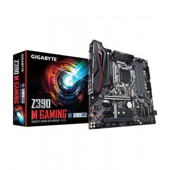 PLACA GIGABYTE Z390 M GAMING 1151 4DDR4 HDMI MATX Z390-M-GAMING
