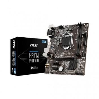 PLACA MSI H310M PRO-VH PLUS DDR4 HDMI 911-7C13-002