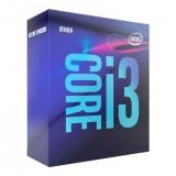 PROCESADOR INTEL CORE I3-9100 LGA1151 3.6GHZ 6MB BX80684I39100