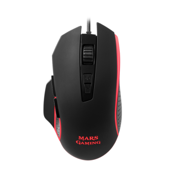 RATON TACENS MM118 MARS GAMING 9800DPI LED
