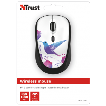 RATON TRUST YVI WIRELESS PURPLE DREAM CATCHER 20252