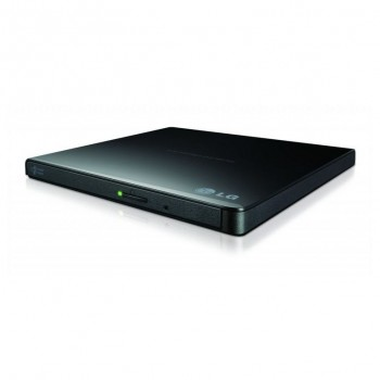 REGRABADORA DVD ASUS EXTERNA SLIM NEGRO USB 90-DQ0435-UA221K