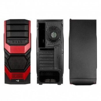 Semitorre AEROCOOL CYCLOPS Advance Red CYCLOPSADRD