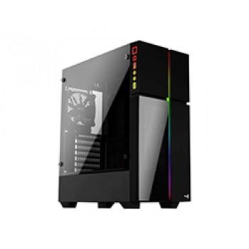 Semitorre AEROCOOL Gaming RGB S/Fuente Usb3 PLAYAXL