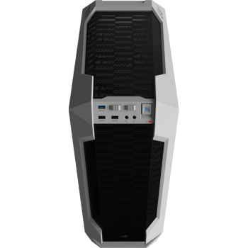 Semitorre AEROCOOL Gaming USB3 Blanca LS5200W
