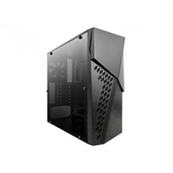 Semitorre AEROCOOL USB3 Black CYBERX