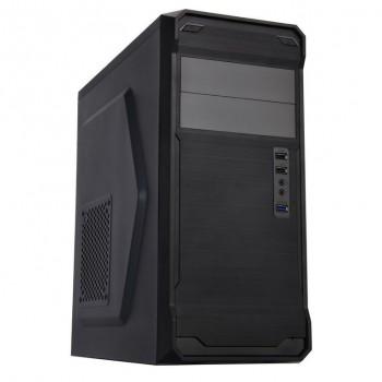 Semitorre ATX NOX  KORE S/Fuente USB3.0 Negro NXKORE