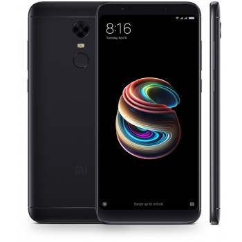 "SMARTPHONE XIAOMI REDMI 5 PLUS BLACK5,99""/4/64 6941059601333"