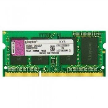 SODIMM DDR3 8 GB 1333 MHZ KINGSTON KVR1333D3S9/8G