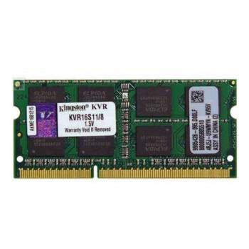 SODIMM DDR3L 8 GB 1600 MHZ KINGSTON KVR16LS11/8