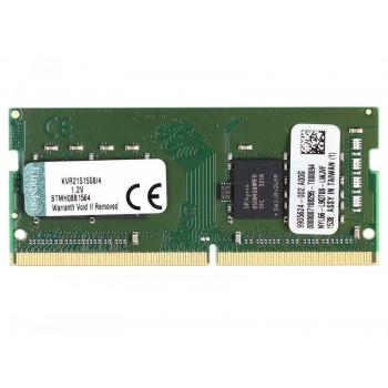 SODIMM DDR4 4 GB 2133 MHZ KINGSTON KVR21S15S8/4