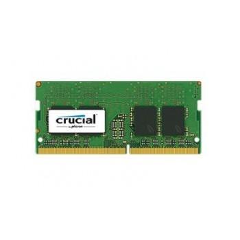 SODIMM DDR4 4 GB 2400 MHZ CRUCIAL CT4G4SFS824A