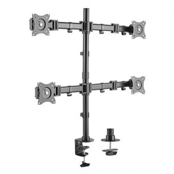 Soporte de mesa para 4 Monitores 13-23 Cromad CR0657