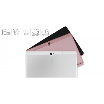 TABLET BILLOW X104B QUADCORE 1GB 16GB 4G NEGRO