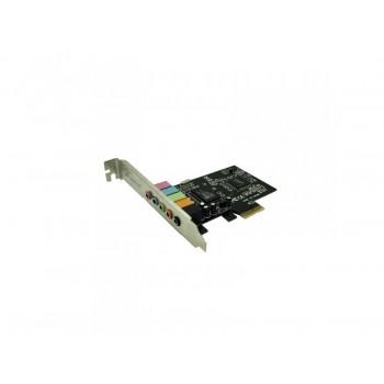 TARJETA DE SONIDO APPROX PCIE 5.1 APPPCIE51