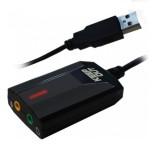 TARJETA DE SONIDO KEEP OUT USB 7.1 PS4 ADAP. + SOF HXADAP
