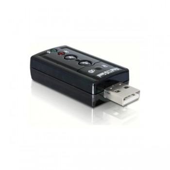 TARJETA DE SONIDO USB APPROX 7.1 + VOLUMEN APPUSB71