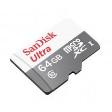 TARJETA MEMORIA MICRO SD 128GB SANDISK C10 SDSQUNR-128G-GN3