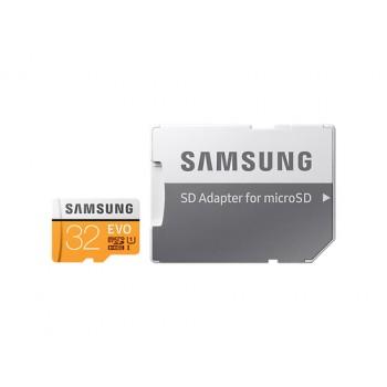 TARJETA MEMORIA MICRO SD 32GB SAMSUNG CLASE 10 MB-MP32GA/EU