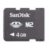 TARJETA MEMORY STICK M2 4 GB MECDSTM2004
