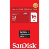 TARJETA MEMORY STICK PRO DUO 16 GB MECDST016T