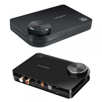TARJETA SONIDO CREATIVE SB1095 X-FI PRO 5.1 USB 70SB109500007