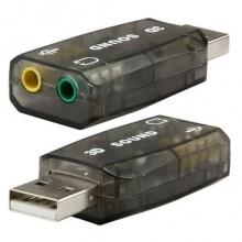 TARJETA SONIDO EXTERNA USB EQUIP 5.1 EQ245320