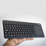 TECLADO NGS WIRELESS TV WARRIOR SMART TV TVWARRIOR