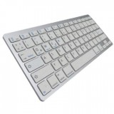Teclado SUBBLIM Bluetooth apple/windows Plata 1DYC001