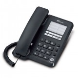TELEFONO FIJO SPC OFFICE 5 MEMORIAS NEGRO 3607N