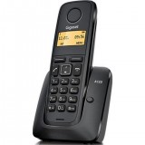 TELEFONO INALAMBRICO DECT DIGITAL GIGASET A120 NE 852-H2401-D201
