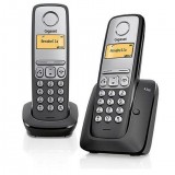 TELEFONO INALAMBRICO GIGASET DUO DIGITAL A230 H2413-D201DUO