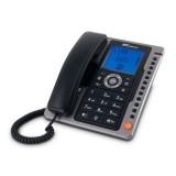 Telefono Sobremesa/Mural LCD SPC 3604N Negro