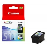 TINTA CANON CL-511 COLOR 2972B010