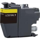 TINTA COMPATIBLE BROTHER LC-3219Y AMARILLO 1,5K CLC-3219XLY