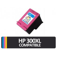 TINTA COMPATIBLE CC644EE HP 300 XL COLOR M-HP300XLC