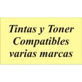 TINTA COMPATIBLE EPSON ECOTANK 100ML CIAN CC13T664240