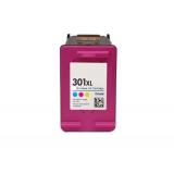 TINTA COMPATIBLE F6U68AE HP 301 XL COLOR M-HP301XLC