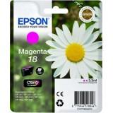 TINTA EPSON MAGENTA 18 XP102/205/305/405 T180340