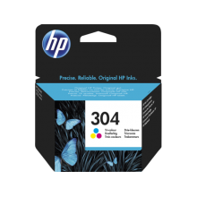 TINTA HP PACK 304 NEGRO+COLOR 3BJ05AE
