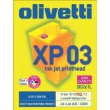 TINTA OLIVETTI XP03 (NEGRO Y COLOR) JET LAB 600 TOLXP03